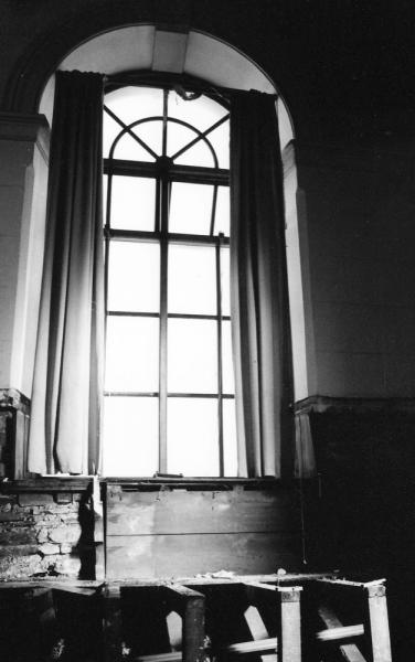 Exploring light, Soft light west window