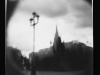 Lamppost and Spire