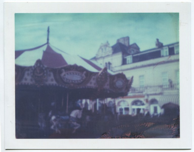 Western Super Mare Carousel