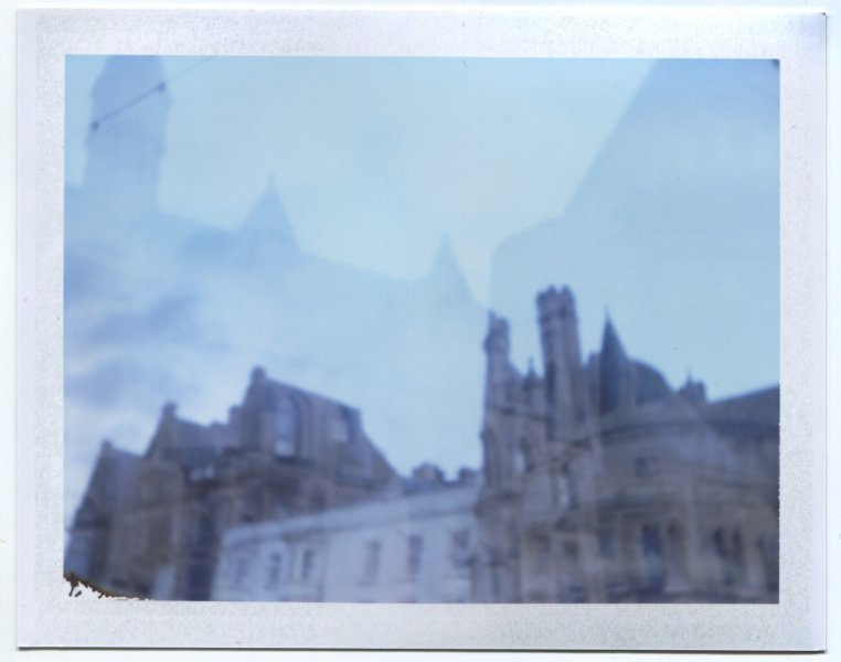 Birmingham Double exposure 2