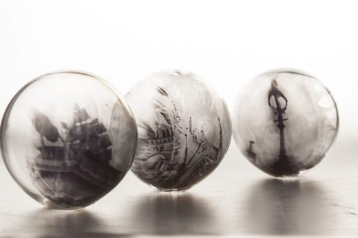 WETPLATE ORBS F.GRIFFITHS
